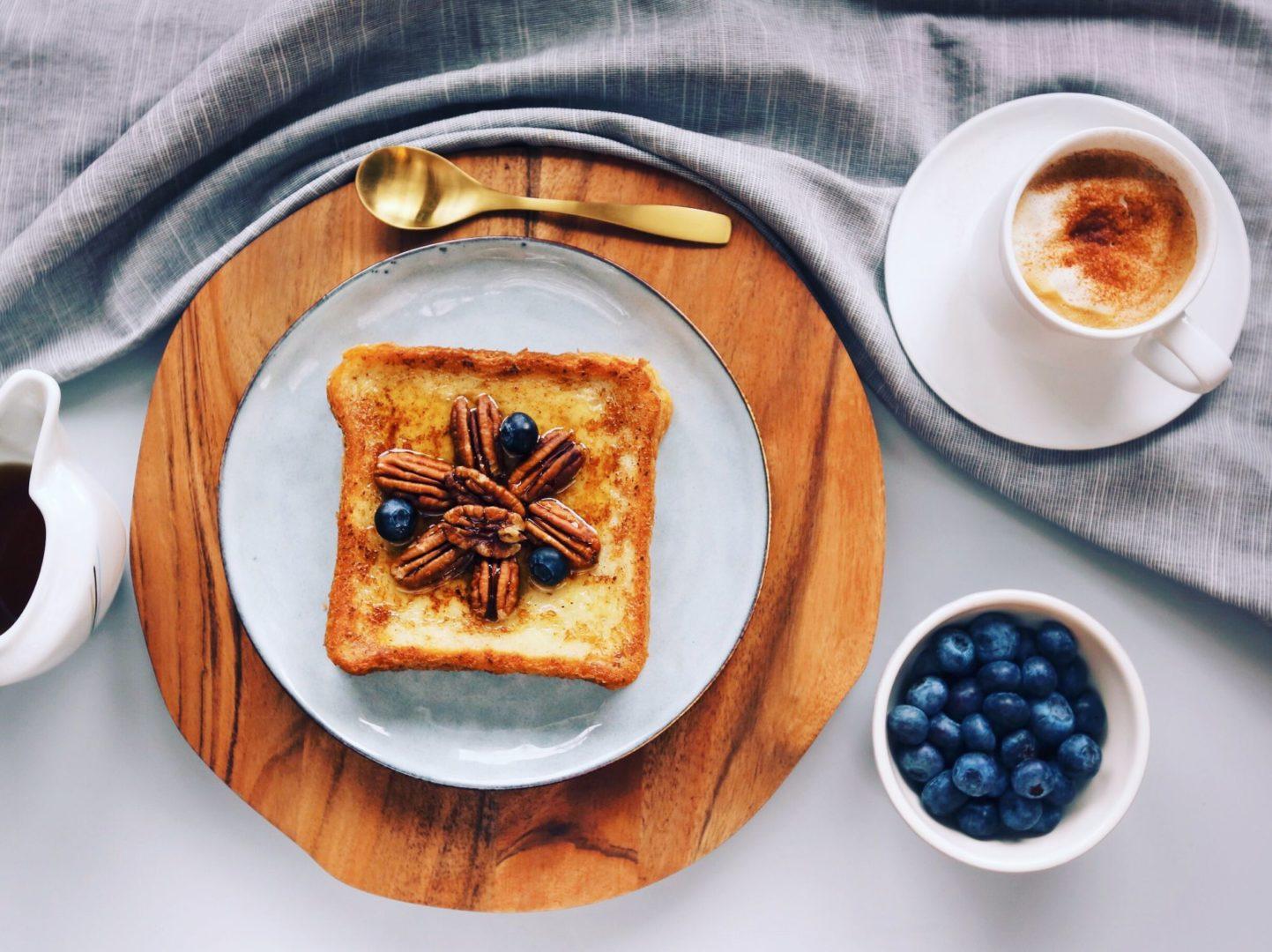 Francuzsky toast bez vajec