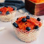 Bezlepkový a bezmliečny ryžový puding