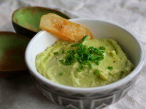 Rýchla a zdravá majonéza z avokáda